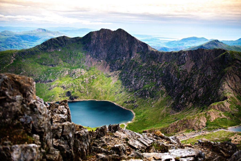 North Wales - Scrambles & Easy Climbs
