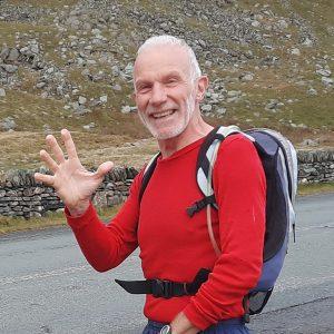 John Horton - Meets Officer Romsey Climbers