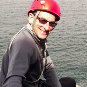 Romsey Climbers Pete Telling secretary