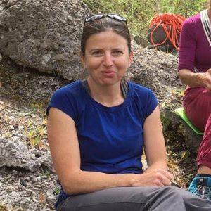 Sarah Beasley - Socials Romsey Climbers