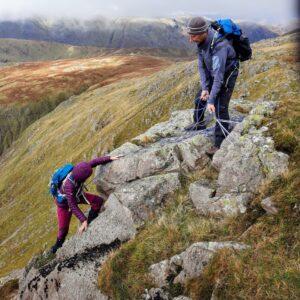 Romsey Climbers Scrambling Lakes