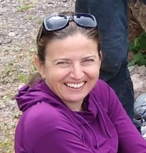 Sarah Beasley Romsey Climbers social organiser