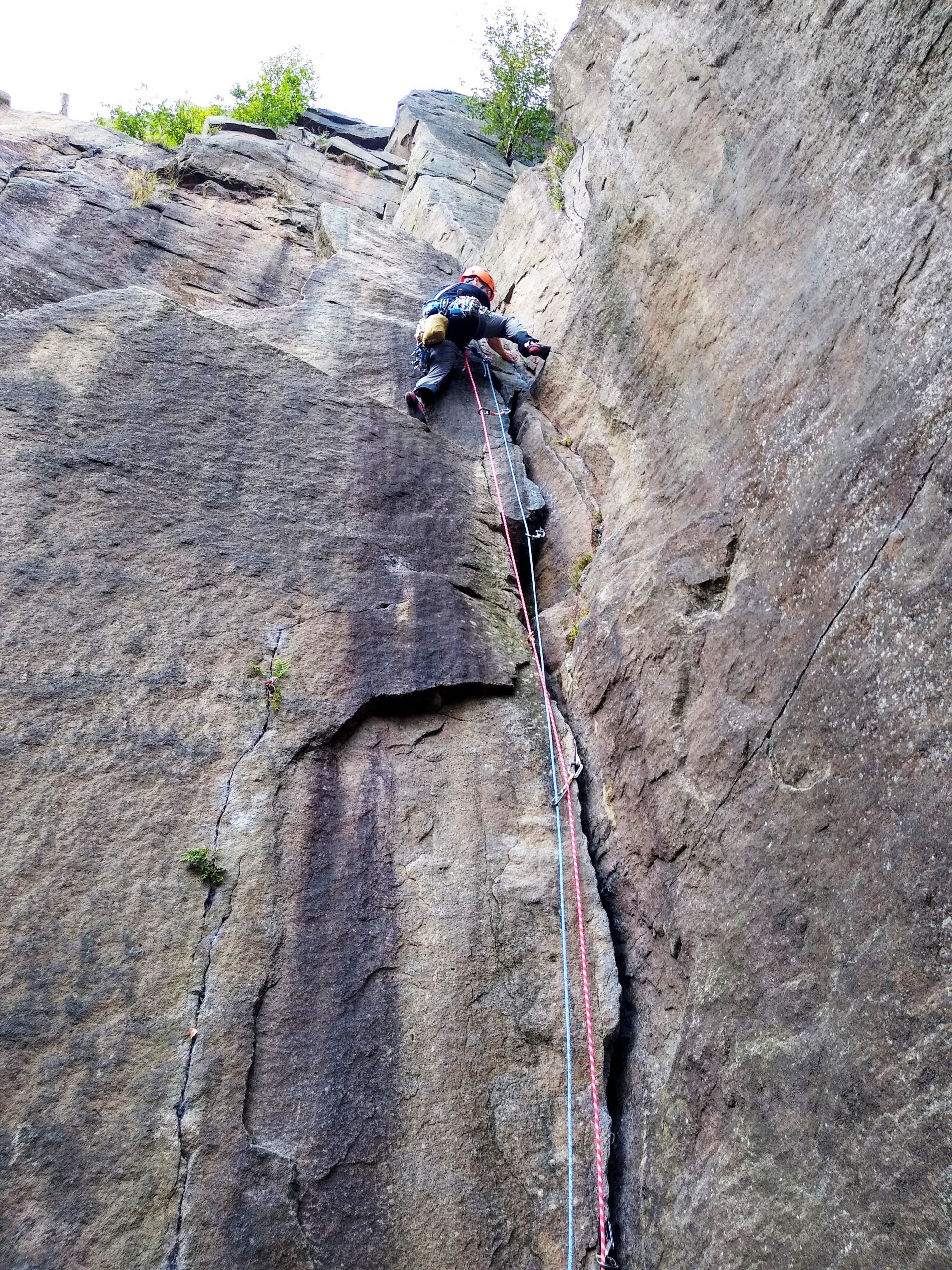 About Romsey Climbers