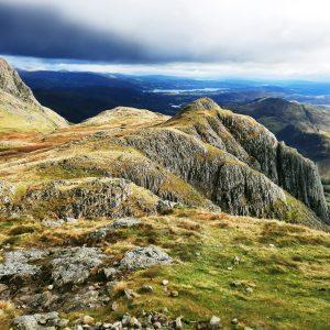 Romsey Climbers trad climbing Lake District