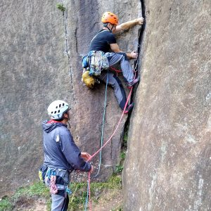 Ive Kileff Lawrencefield VS Romsey Climbers