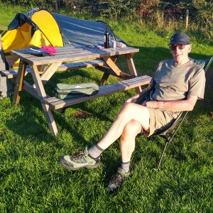 RoCs camping climbing meet - Gower