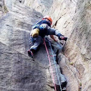 Romsey Climbers Peaks trad climbing