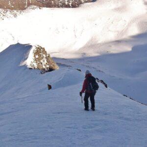 Romsey Climbers winter mountaineering