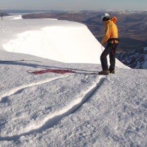 Romsey Climbers winter climbing meets