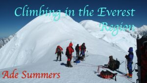 Climbing in the Everest Region @ Online - Zoom
